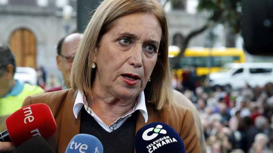 """La delegada del Gobierno en Canarias pide respeto """"a las creencias de todos"""""""
