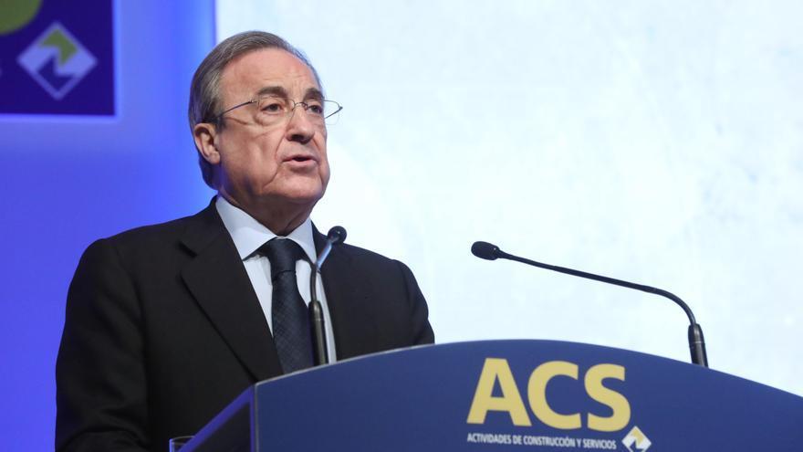 ACS reduce su beneficio un 30,9 % por la aportación negativa de Abertis