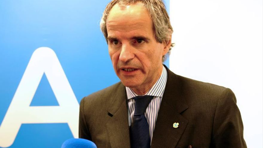El diplomático argentino Rafael Grossi, aspirante a dirigir la agencia nuclear de la ONU.