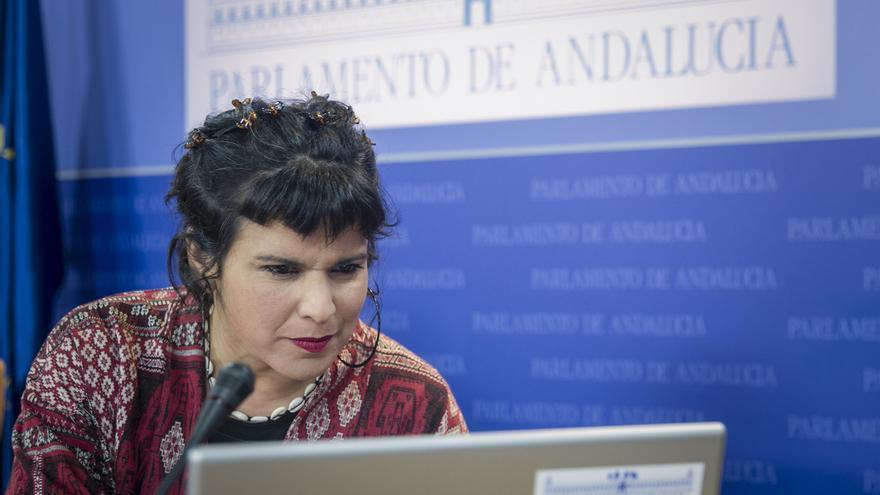 La Ejecutiva de Podemos Andalucía se reúne para abordar la continuidad de Teresa Rodríguez al frente del partido