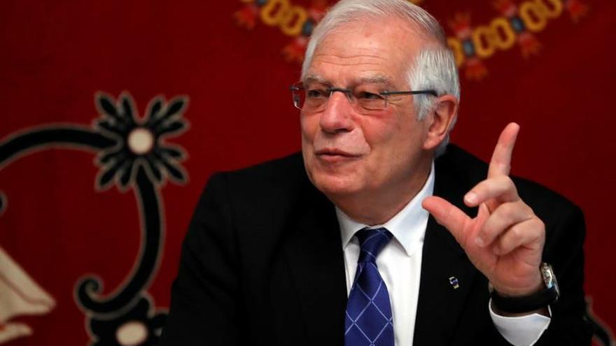 """El Gobierno subraya el compromiso """"inequívoco"""" de Borrell con la UE"""