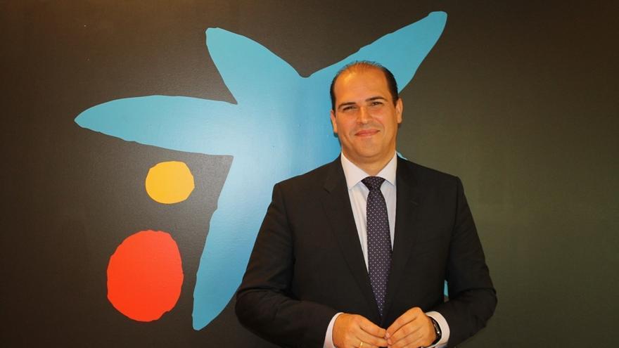 Manuel Afonso Salazar, el nuevo responsable de CaixaBank en las islas