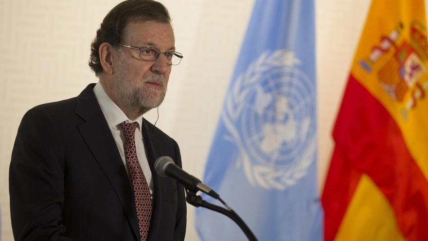 Rajoy acoge con tranquilidad la renuncia de Aznar tras hablar con él por teléfono