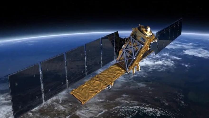 Satélite Copérnico de la ESA