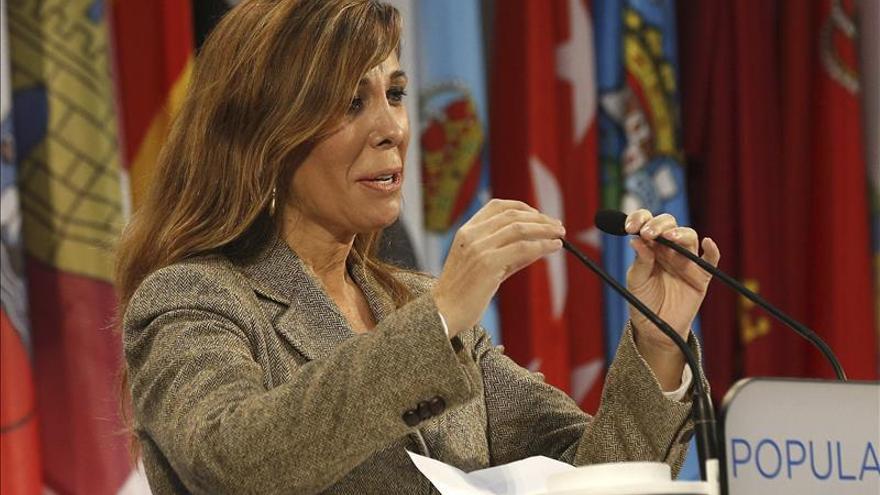 """Sánchez-Camacho dice que """"esta semana ha sido la gran semana negra de Artur Mas"""""""