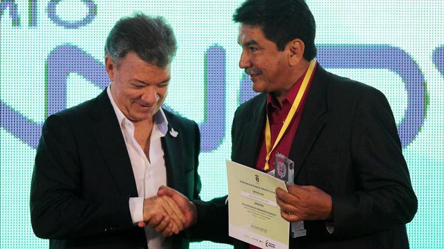 Santos dice que la innovación puede impulsar las exportaciones colombianas
