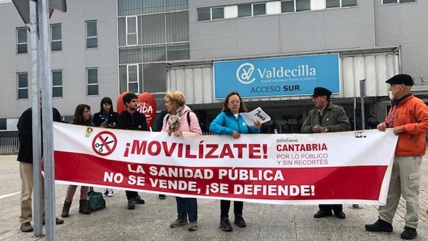 Cantabria por Lo Público pide investigar la supuesta implicación de seis exnefrólogos de Valdecilla en trama de sobornos