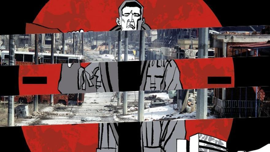 Sarajevo, memoria del horror en formato de cómic