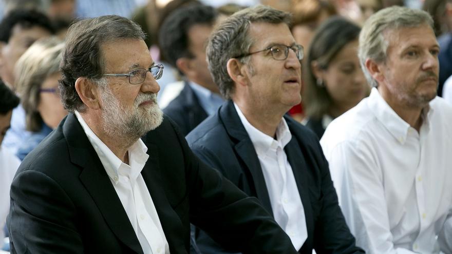 """Rajoy, tras la manifestación de Barcelona: """"Las afrentas de algunos no las hemos escuchamos"""""""
