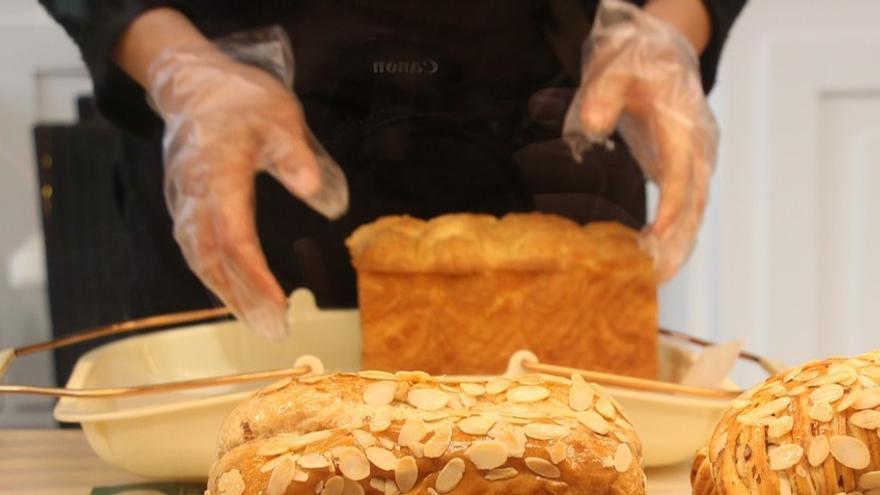 Imagen de archivo de una panadería.