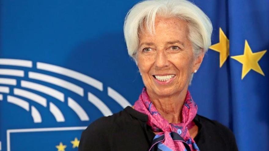 Lagarde augura continuidad en la política de estímulos del BCE