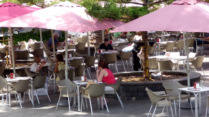 Terraza en Santa Cruz de Tenerife