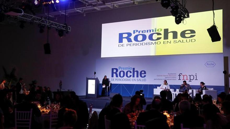 Reportajes de Brasil y Chile ganan el premio Roche de periodismo en salud