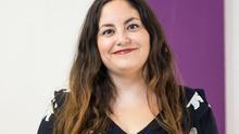 Laura Fuentes, candidata a coordinadora general de Podemos Canarias.