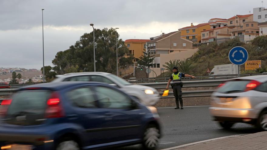 Tráfico en Las Palmas de Gran Canaria