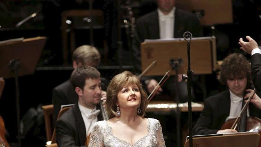 """La soprano eslovaca Edita Gruberova regresa al Liceo con un recital de """"lied"""""""