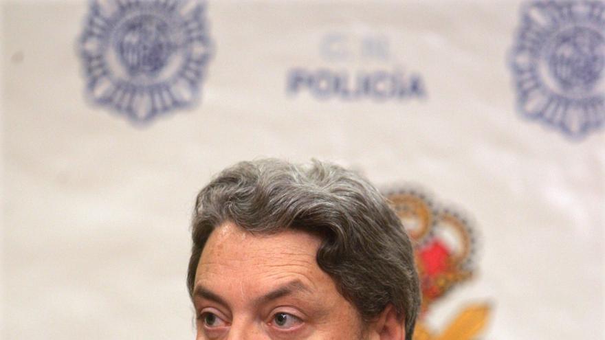 El comisario del Cuerpo Nacional de Policía Juan Manuel Calleja