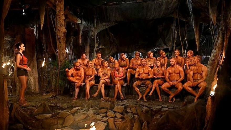 Foto de familia de los concursantes de 'Supervivientes 2020'