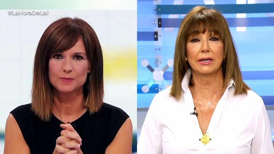 Mónica López y Ana Rosa Quintana