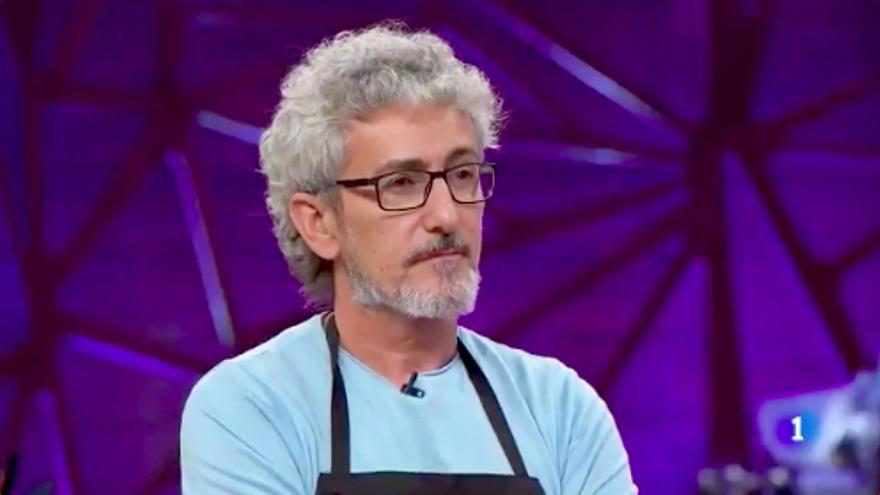 David Fernández, expulsado de 'Masterchef Celebrity 5'