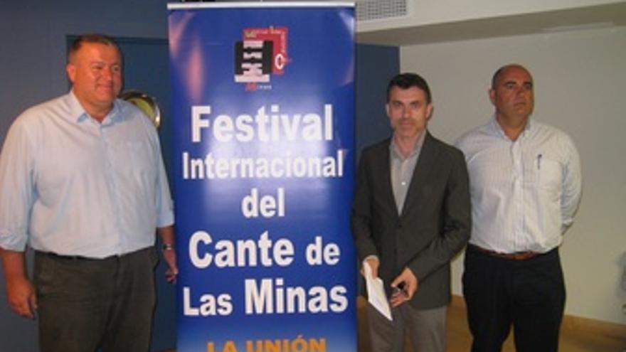 Francisco Bernabé, Juan Antonio Lorca Y Julio García