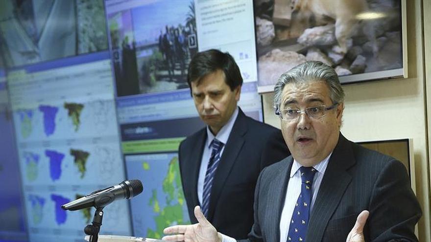 Zoido asegura que las FSE no tienen indicios concretos de planes de atentados