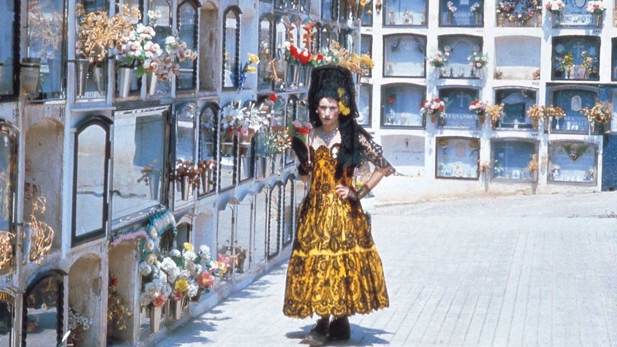 Fotograma de 'Ocaña', una de las películas que se podrán ver en el Condeduque