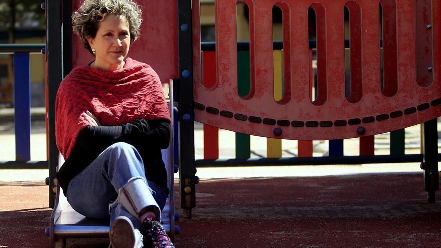La escritora y periodista Ana R. Cañil. / Marta Jara