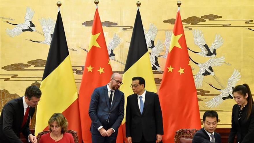 El primer ministro belga: El mayor partido comunista mundial apoya mis reformas