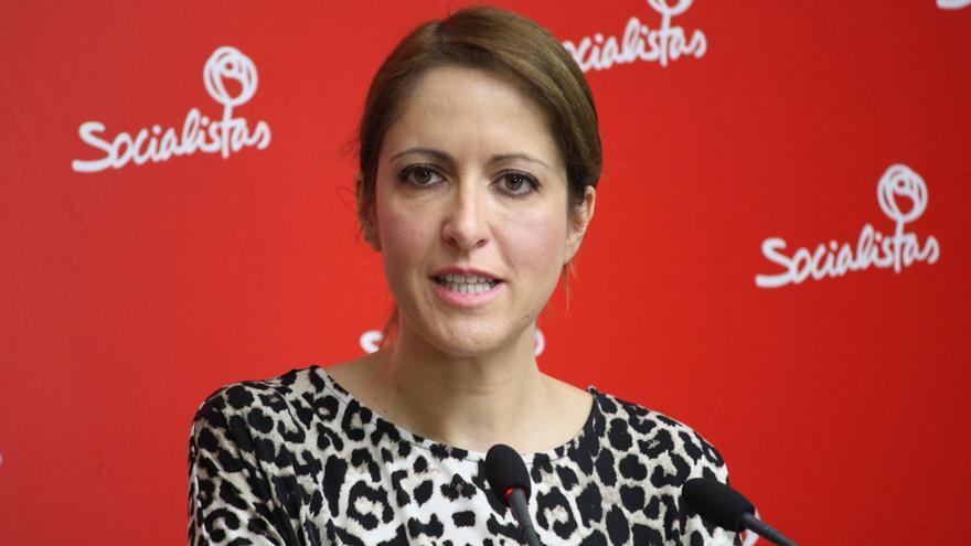 Cristina Maestre, portavoz del PSOE en Castilla-La Mancha / Foto: PSOE Castilla-La Mancha