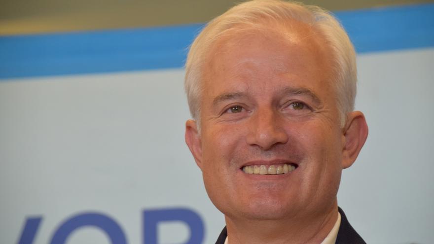El 'popular' Eloy Suárez, elegido nuevo presidente de la Comisión Mixta ndel Tribunal de Cuentas quiere