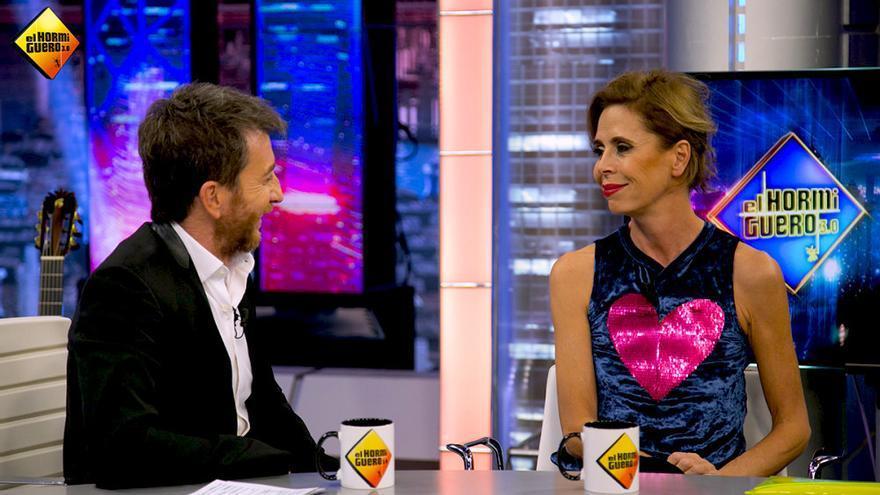 El Hormiguero y Agatha Ruiz de la Prada o cómo hablar con una diseñadora solo de su divorcio