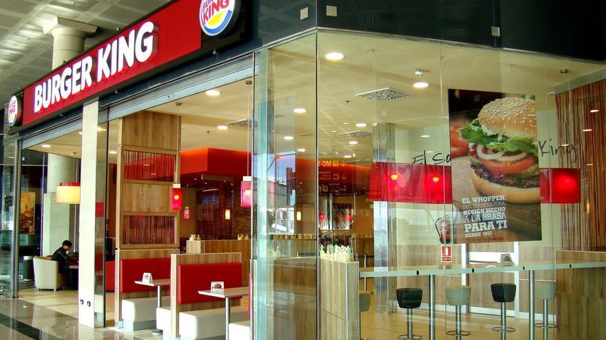 La matriz de Burger King multiplica por tres su beneficio en el primer trimestre
