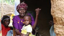 Un día cualquiera en la lucha contra la desnutrición infantil