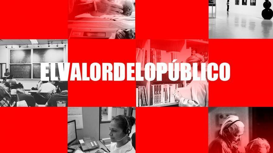 Imagen oficial de la campaña del sindicato.