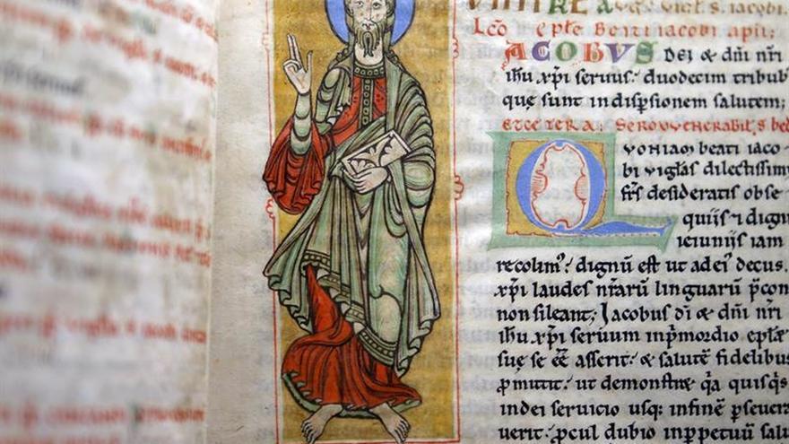 Alvarellos lanza una nueva edición de bolsillo del Códice Calixtino