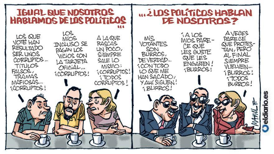 Los políticos