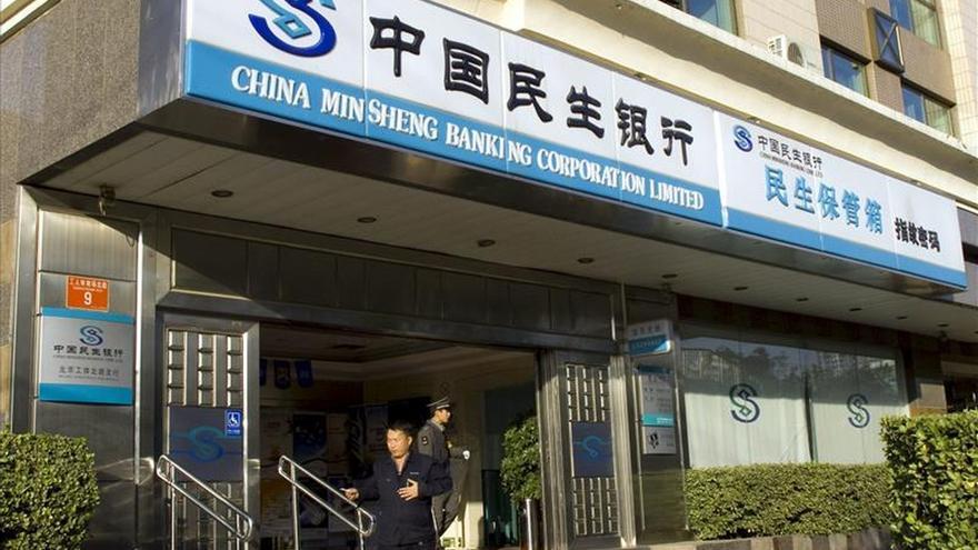Caso del Banco Minsheng pone a finanzas en la mira anticorrupción de Pekín