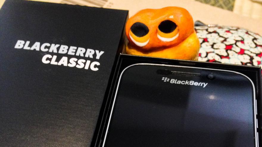 Classic, la esencia de BlackBerry