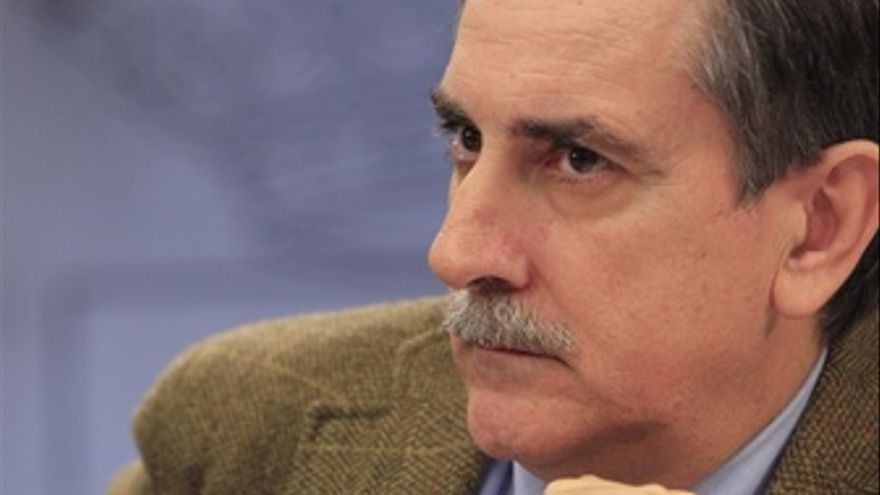 Valeriano Gómez. (EUROPA PRESS)