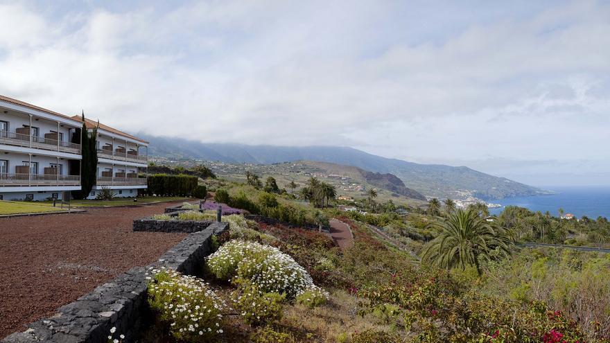 Parador Nacional de La Palma, en la zona de El Zumacal (Breña Baja).