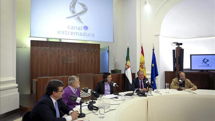 """Monago dice que """"los catalanes están muy por encima de los nacionalistas catalanes"""""""