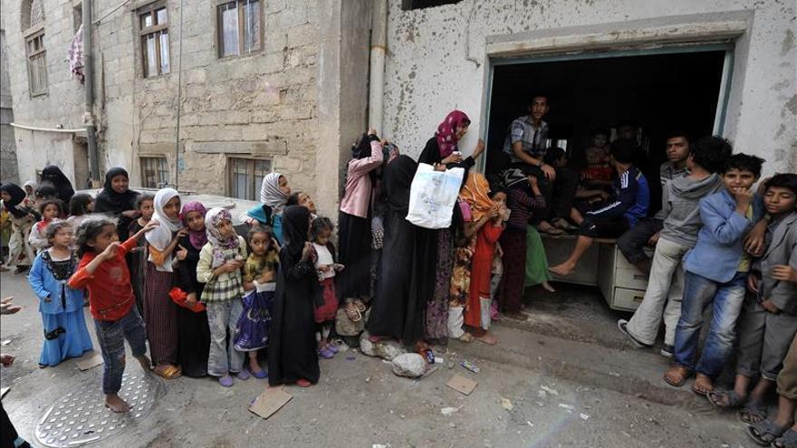 Unicef mantiene sus actividades en Yemen pese a los bombardeos