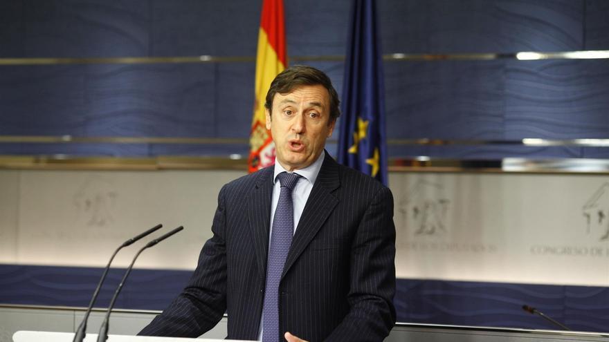 """Hernando (PP) reprueba el """"cainismo"""" de Podemos contra Barberá: """"Pensé que esta gente era de otro tipo"""""""