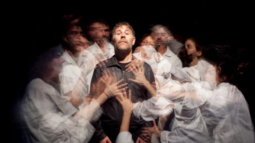 El Teatro Arriaga acoge este jueves 'Francoren bilobari gutuna'