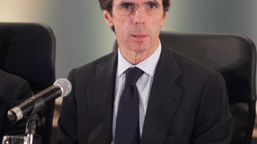 José María Aznar no acudirá a la convención nacional del PP