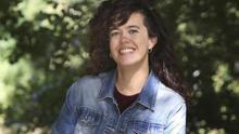 """La profesora cordobesa Guadalupe Jiménez Esquinas durante la entrevista concedida a Efe este lunes en Santiago de Compostela. El trabajo a distancia, la docencia online, pero también los sistemas de vigilancia masiva, el incremento de las desigualdades y el miedo a las migraciones. """"Todas las transformaciones sociales"""" que traerá consigo esta pandemia son las que preocupan a Guadalupe Jiménez , en calidad de antropóloga."""