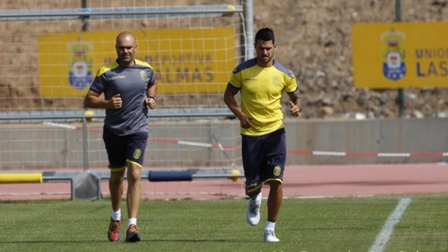 El centrocampista Vitolo