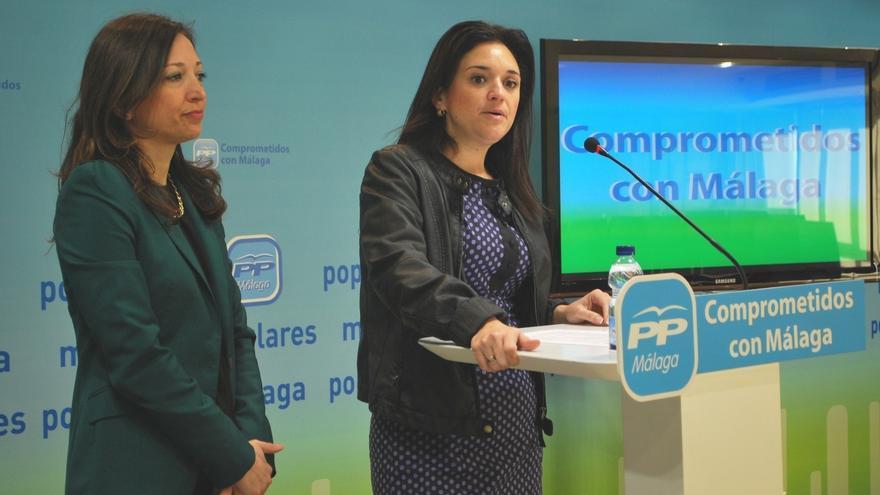 El PP asegura que la PAC beneficia al campo malagueño y acusa a la Junta de no ejecutar la mitad de las ayudas