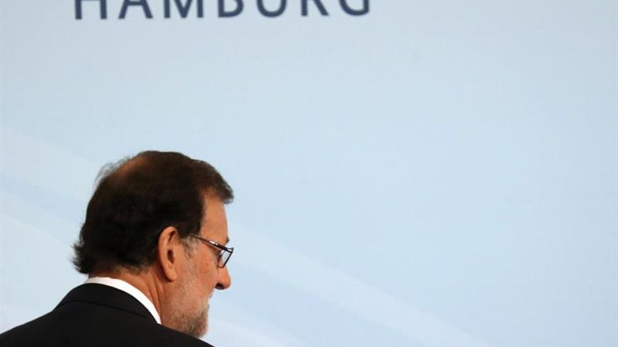 Rajoy reclama el libre comercio para lograr un  crecimiento fuerte y sostenible